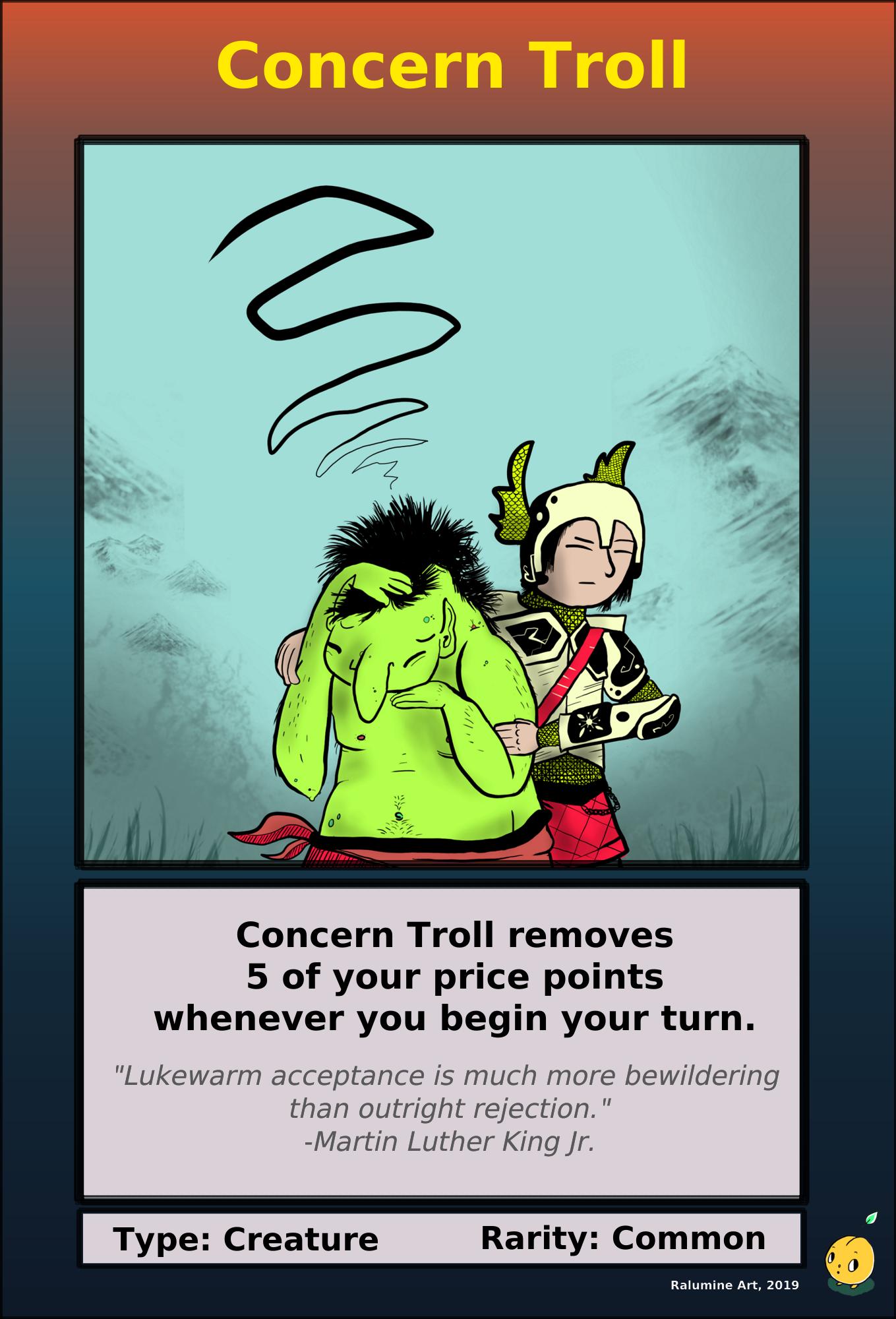 Concern Troll
